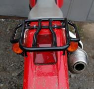 Бічні Мотокофри на бак, багажні системи і платформи