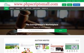 Buy and Sell Marketplace Script | Auction Script PHP