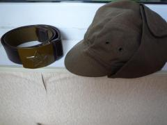 cap-Afghanistan,boots,belts,caps,form the USSR