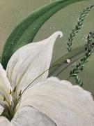 Handmade interior painting